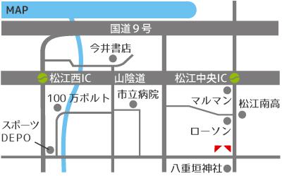 デコレ地図
