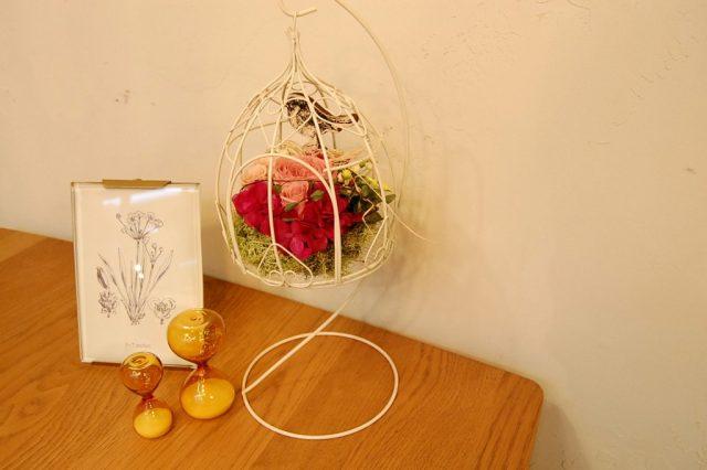 母の日レッスン -bird cage-