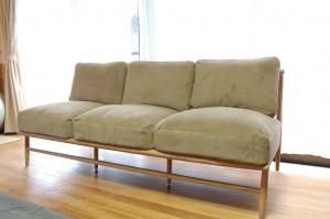momo natural / cloud sofa 3p