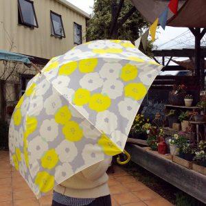 雨の日でも、たのしくおしゃれに。。。